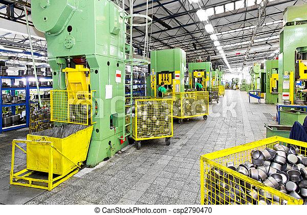 공장, 생산 - csp2790470