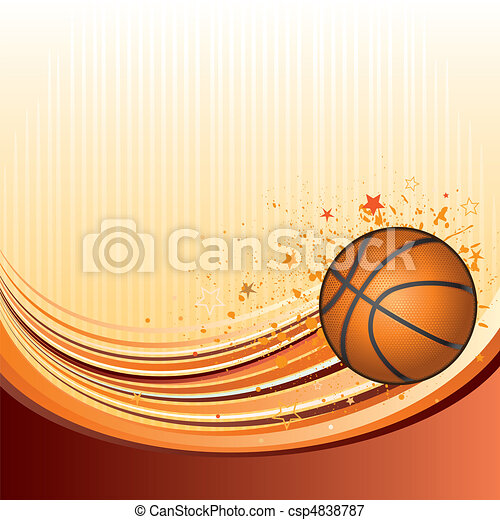 농구 - csp4838787