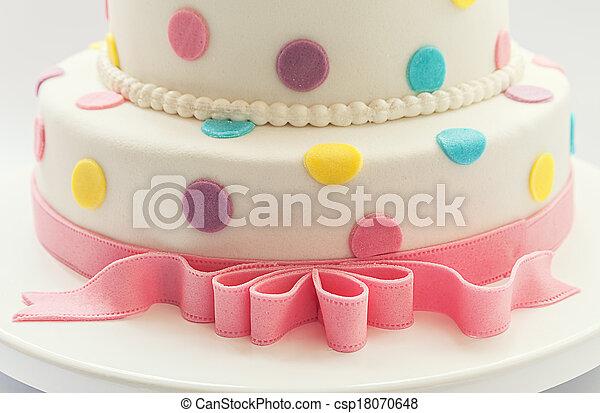 생일 케이크 - csp18070648