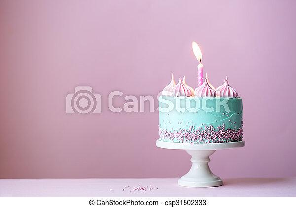 생일 케이크 - csp31502333
