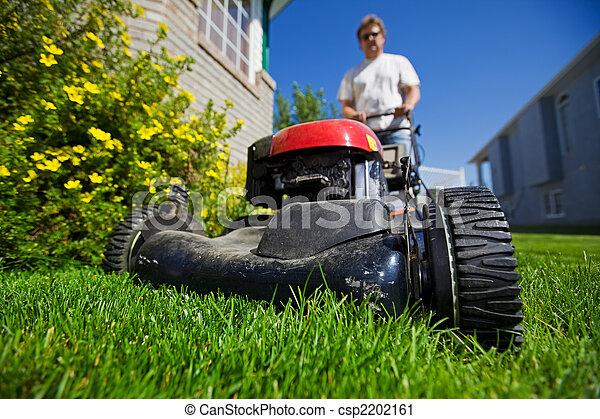 잔디, 무차별하게 대량살육하다 - csp2202161