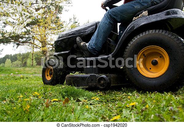 잔디 풀 베는 기계 - csp1942020