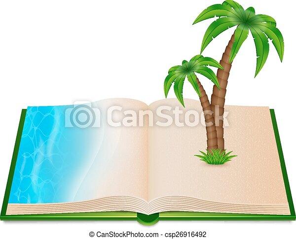 책, 열려라 - csp26916492