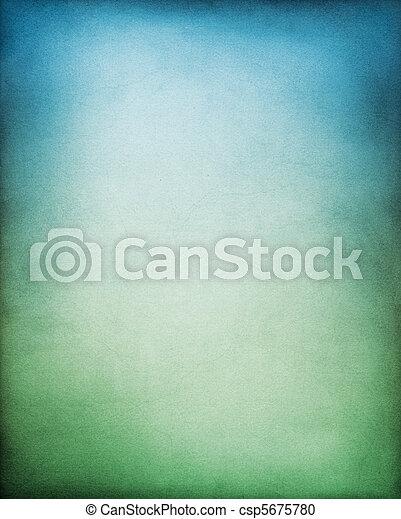 청록색, 배경 - csp5675780
